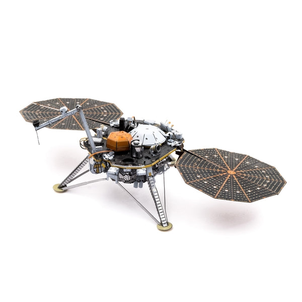 Metal Earth - InSight Mars Lander