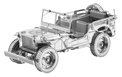 Metal Earth - ICONX - Willys Overland