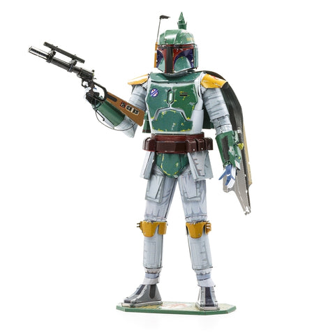 Metal Earth - ICONX - Boba Fett