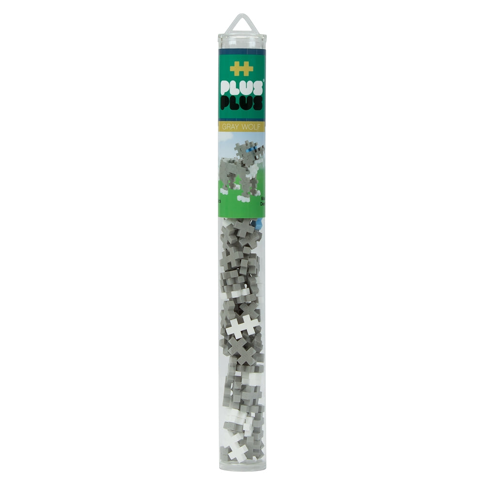 Mini Maker Tube - Gray Wolf