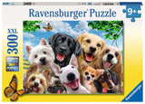 Delighted Dogs 300pc XXL Puzzle