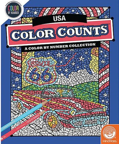 Color Counts Travel the USA