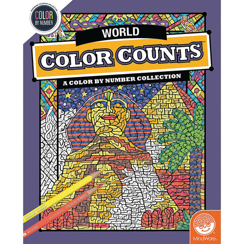 Color Counts Travel the World