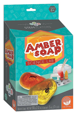 STEMULATORS: Amber Soap Science Lab