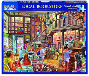 Local Bookstore 1000pc Puzzle