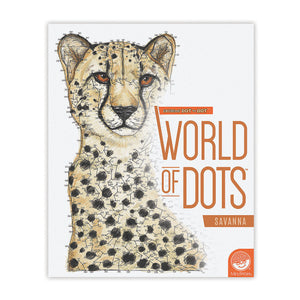 Extreme Dot to Dot World Of Dots: Savanna