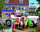 Ice Cream Truck 1000pc Puzzle