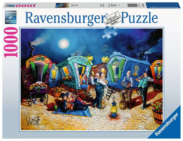 The After Party 1000pc Puzzle