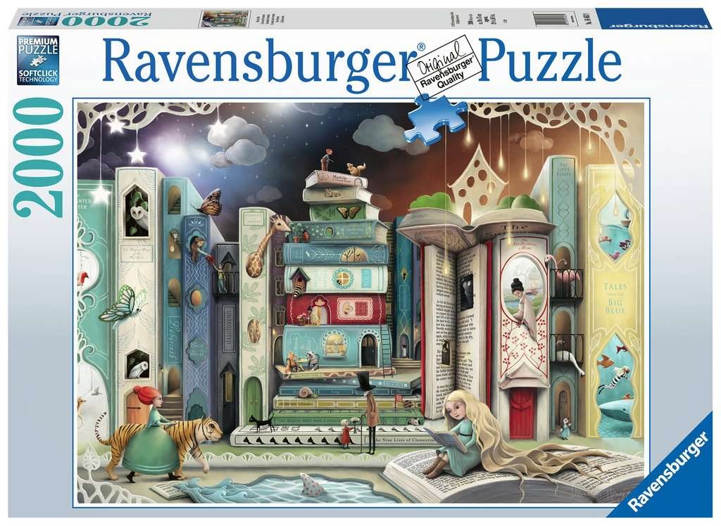 Novel Avenue 2000pc Puzzle
