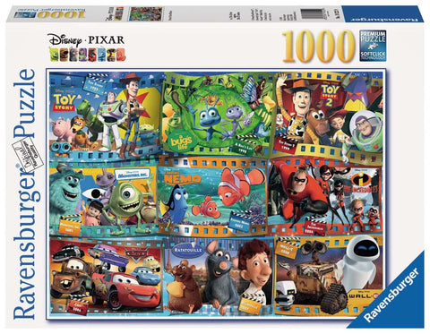 Disney Pixar Collection 1000pc Puzzle