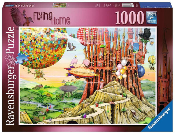 Flying Home 1000pc Puzzle