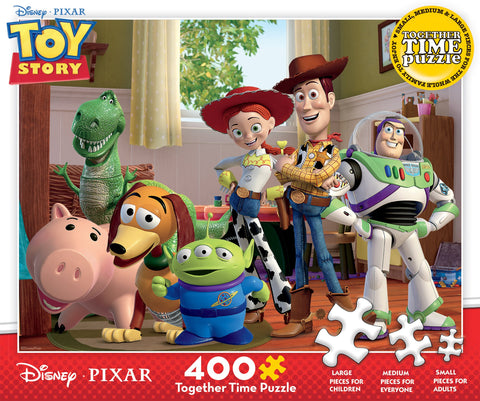 Together Time Disney/Pixar Toy Story 400pc Puzzle