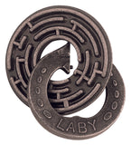 Labyrinth Hanayama Cast Puzzle
