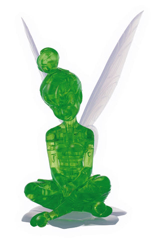 Tinker Bell 3D Crystal Puzzle