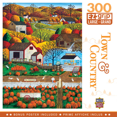 Autumn Morning 300pc EZ Grip Puzzle