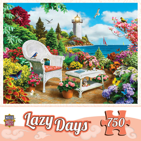 Lazy Days Memories 750pc Puzzle