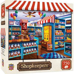Stephanie's Candy Store 750pc Puzzle