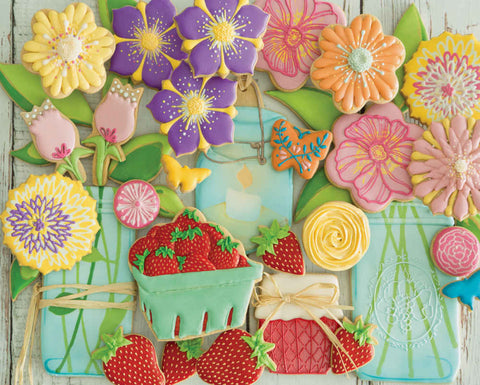 Spring Cookies 2000pc Puzzle
