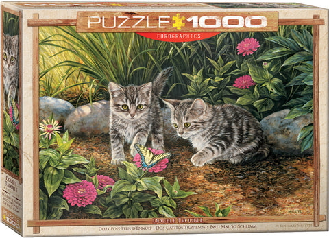 Double Trouble 1000pc Puzzle