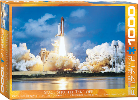 Space Shuttle Take-Off 1000pc Puzzle