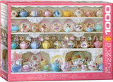 The China Cabinet 1000pc Puzzle