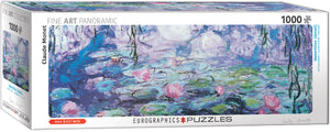 Waterlilies Monet 1000pc Puzzle