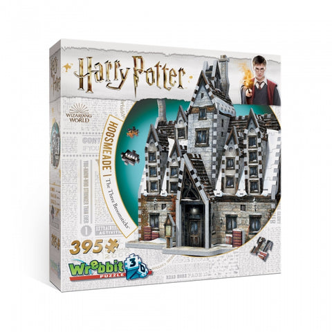 Hogsmeade The Three Broomsticks 3D Puzzle