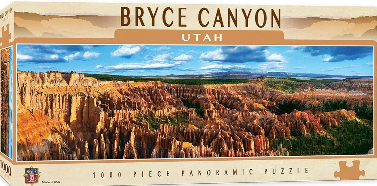 Bryce Canyon Panoramic 1000pc Puzzle