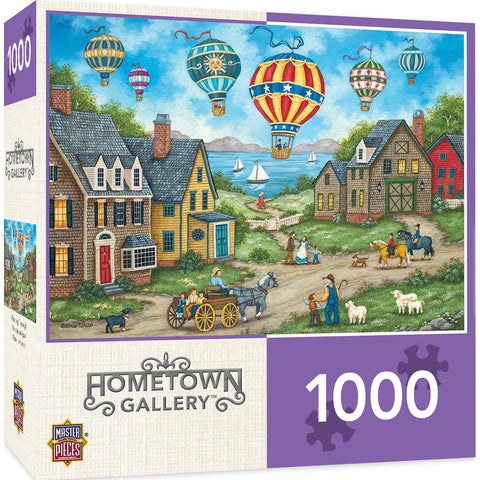 Passing Through 1000pc Puzzle