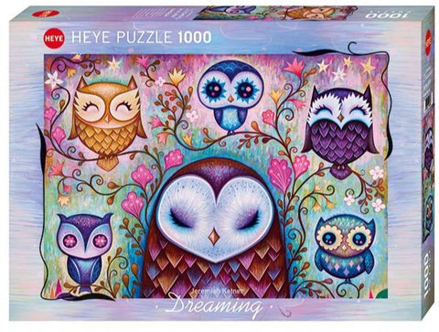 Great Big Owl 1000pc Puzzle