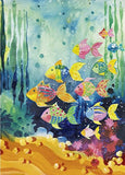 Shoal of Fish Lovely Times 1000pc Puzzle
