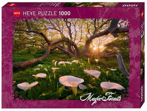 Magic Forest Calla Clearing 1000pc Puzzle