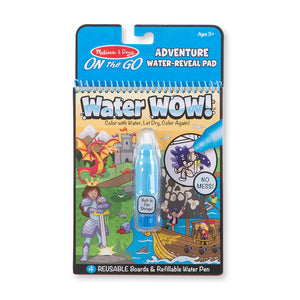 Water Wow! Adventure Water Reveal Pad