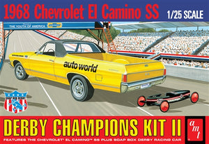 AMT 1/25 1968 El Camino (w/Soap Box)