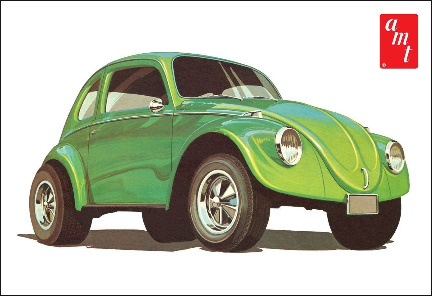 "AMT 1/25 VW Beetle ""Superbug Gasser"""