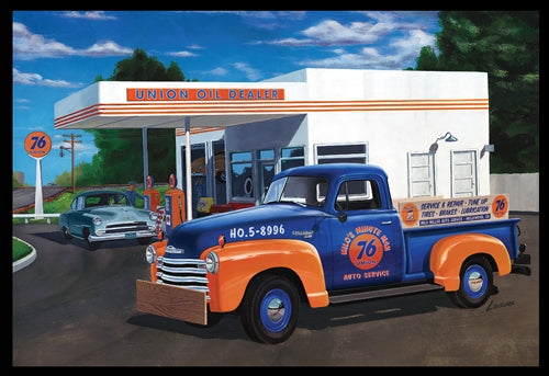 AMT 1/25 1950 Chevy Pickup