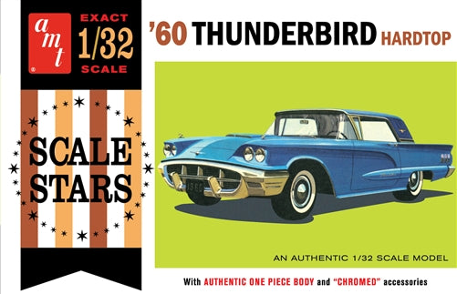 AMT 1/32 1960 Ford T-bird