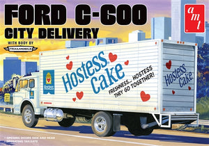AMT 1/25 Ford C-600 City Delivery