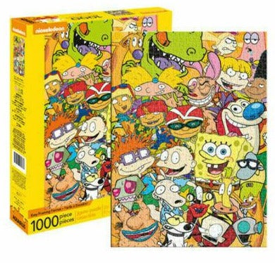 Nickelodeon 1000pc Puzzle