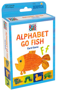 The World of Eric Carle Go Fish Card Game