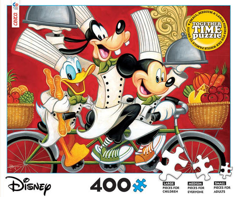 Together Time Disney 400pc Puzzle