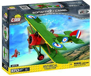 Sopwith F1 Camel 170pc