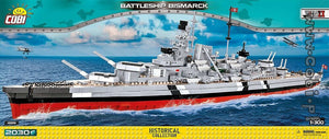 Battleship Bismarck 2030pc
