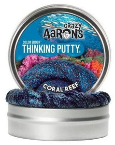 "2"" Coral Reef Thinking Putty"