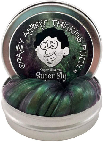 "2"" Superfly Crazy Aaron's Thinking Putty"