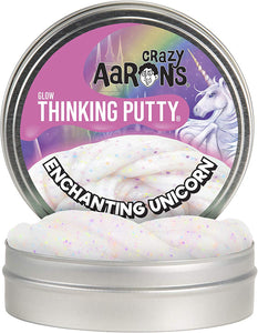 "4"" Enchanting Unicorn Crazy Aaron's Thinking Putty"