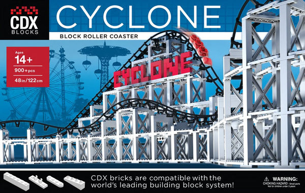 The Cyclone Roller Coaster Kit