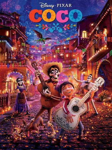 Coco 300pc Large Piece Puzzle