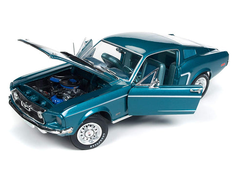 "1/18 1968 Ford Mustang GT 2+2 ""Class of 68"" 50th Anniversary"