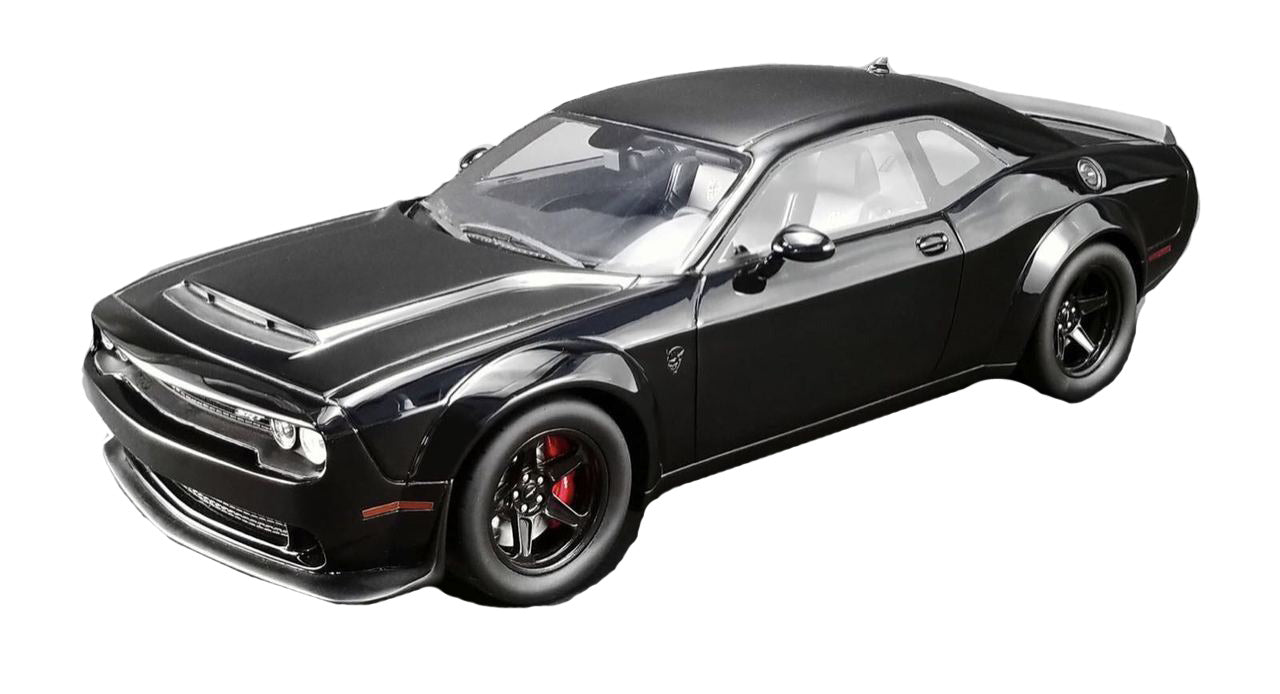 1/18 2018 Dodge Challenger SRT Demon Resin Model